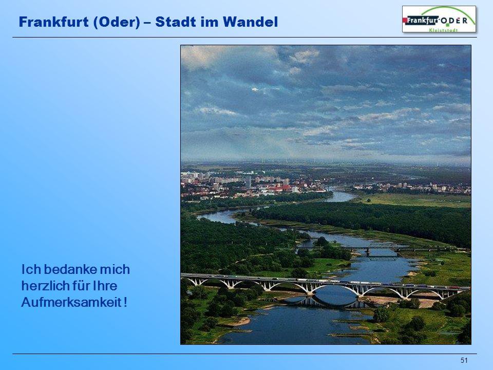 Frankfurt (Oder) – Stadt im Wandel