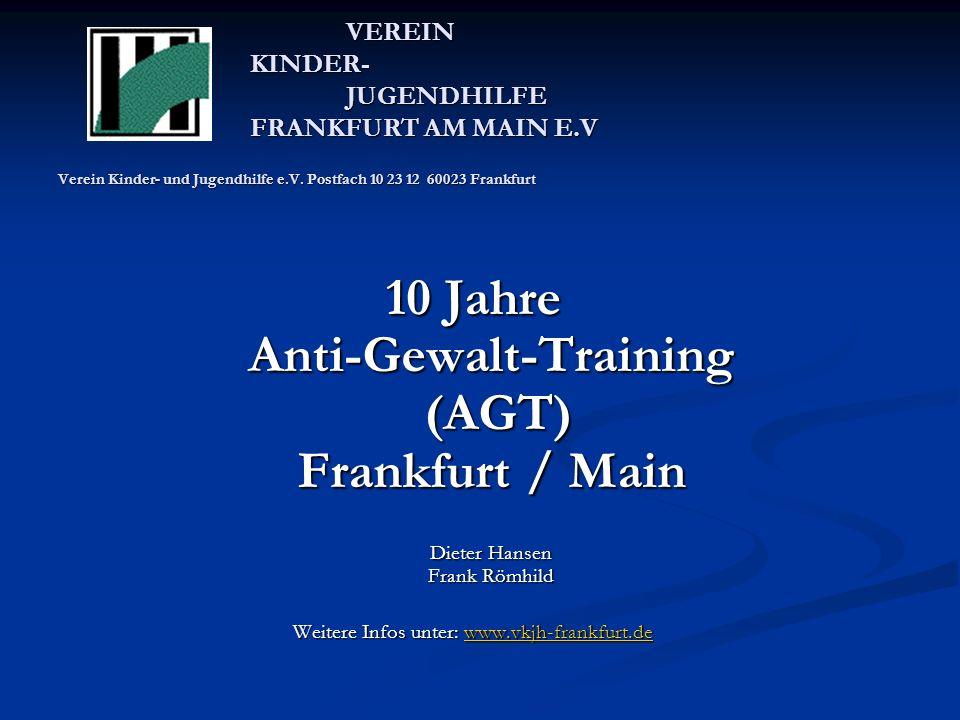 Weitere Infos unter: www.vkjh-frankfurt.de