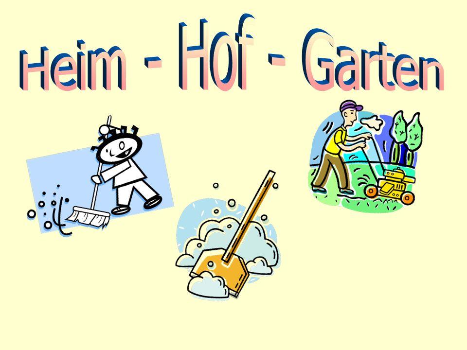 Heim - Hof - Garten