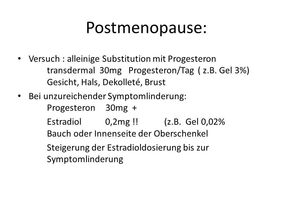 Postmenopause: