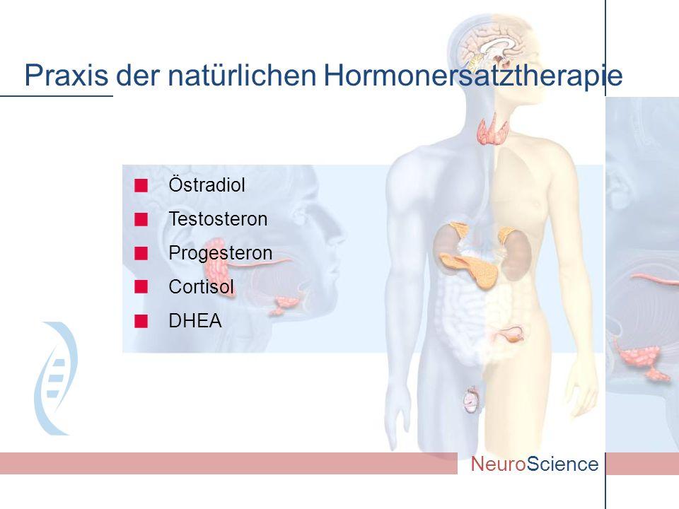 Praxis der natürlichen Hormonersatztherapie