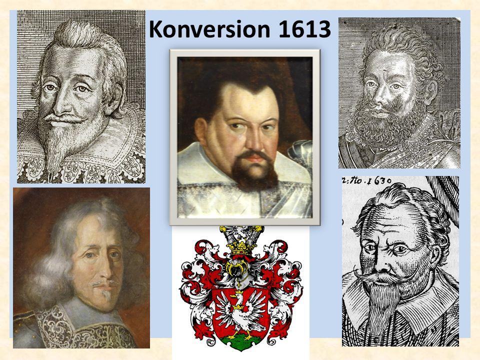 Konversion 1613