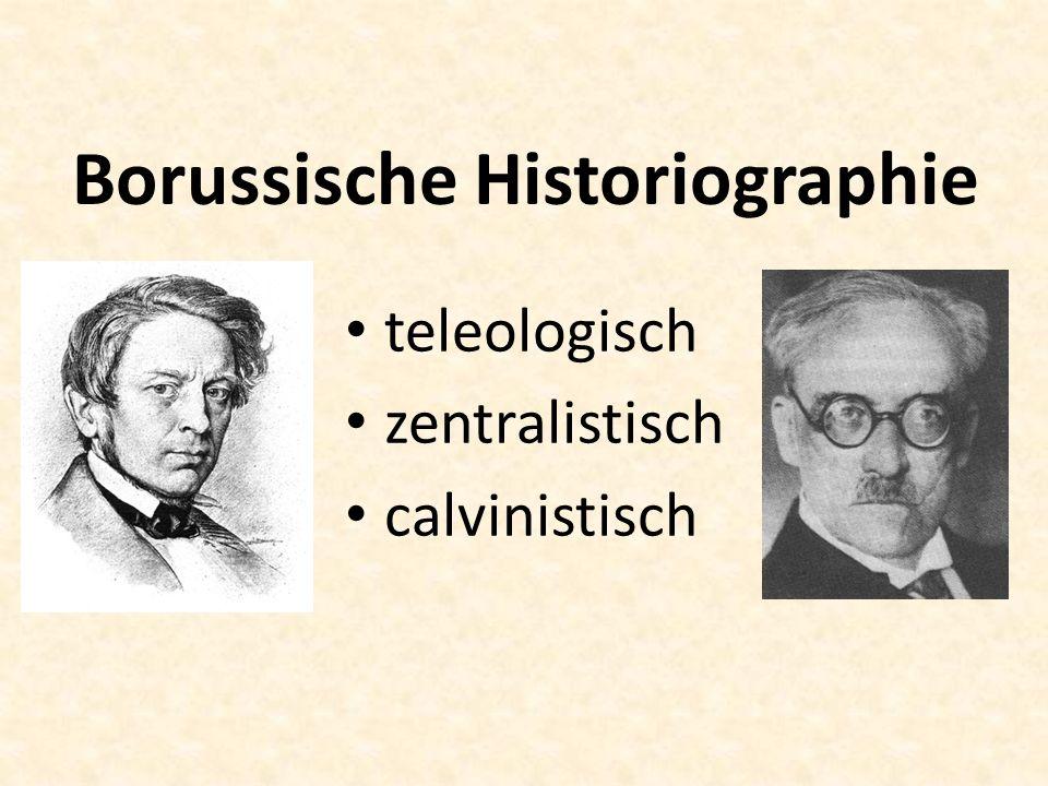 Borussische Historiographie