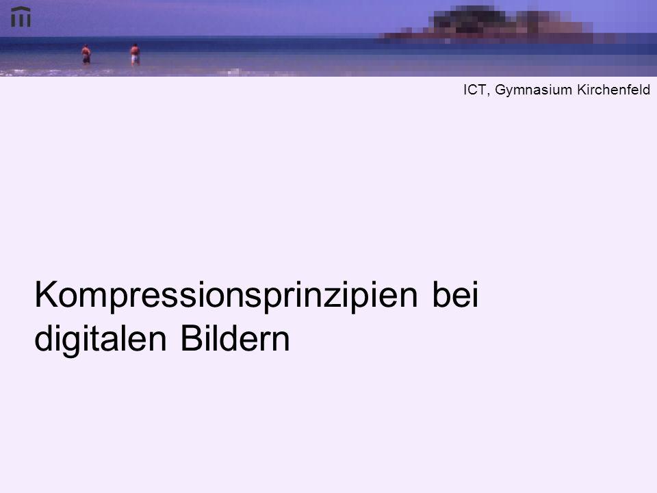Kompressionsprinzipien bei digitalen Bildern