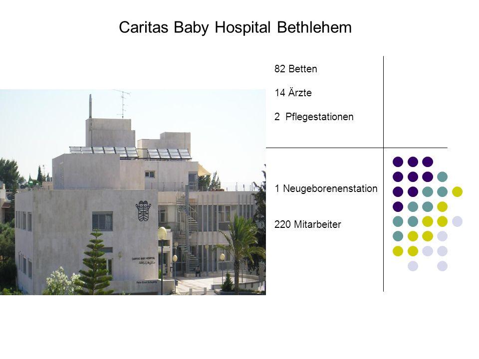 Caritas Baby Hospital Bethlehem