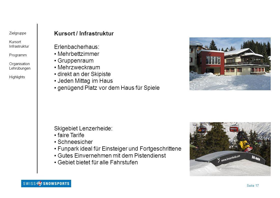 Kursort / Infrastruktur Erlenbacherhaus: Mehrbettzimmer Gruppenraum
