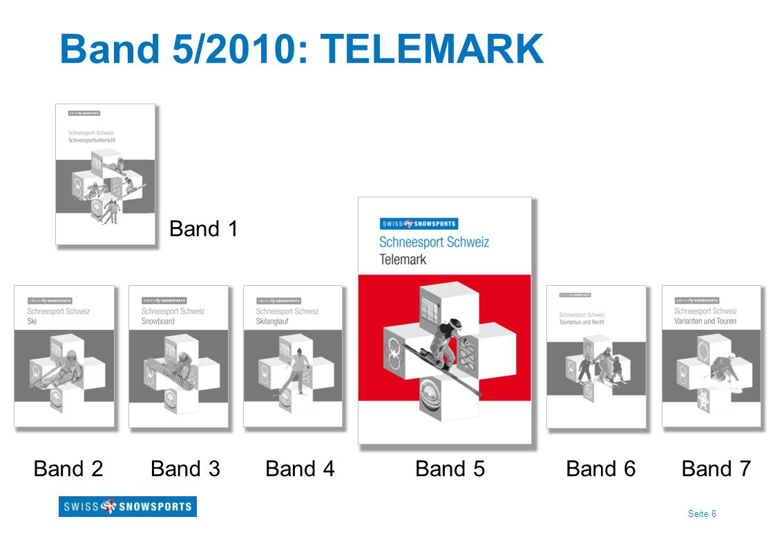 Band 5/2010: TELEMARK Band 1 Band 2 Band 3 Band 4 Band 5 Band 6 Band 7