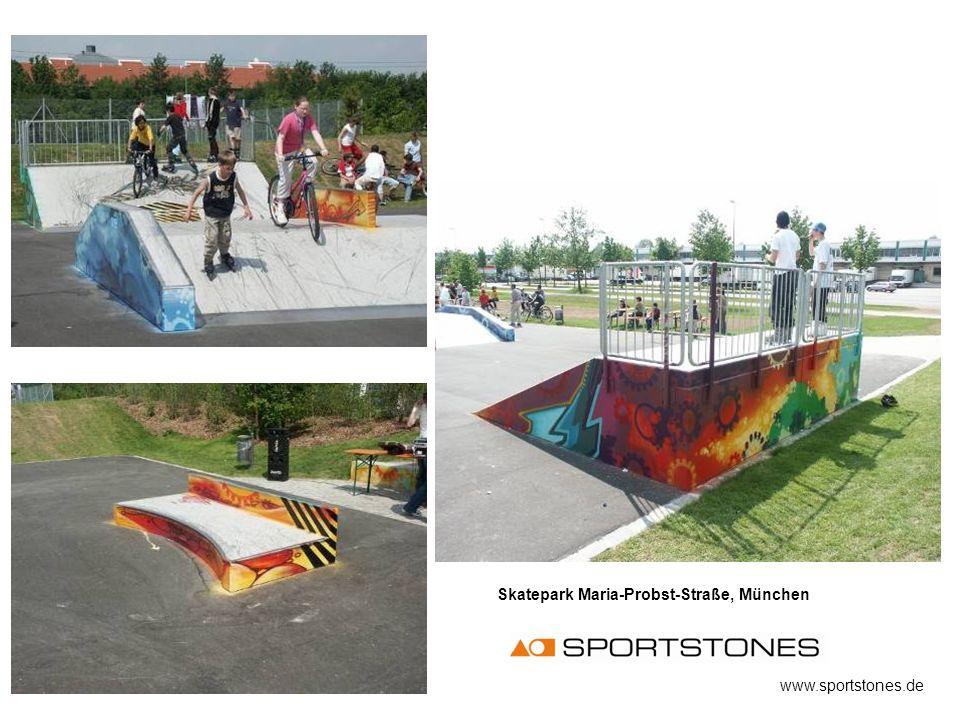 Skatepark Maria-Probst-Straße, München