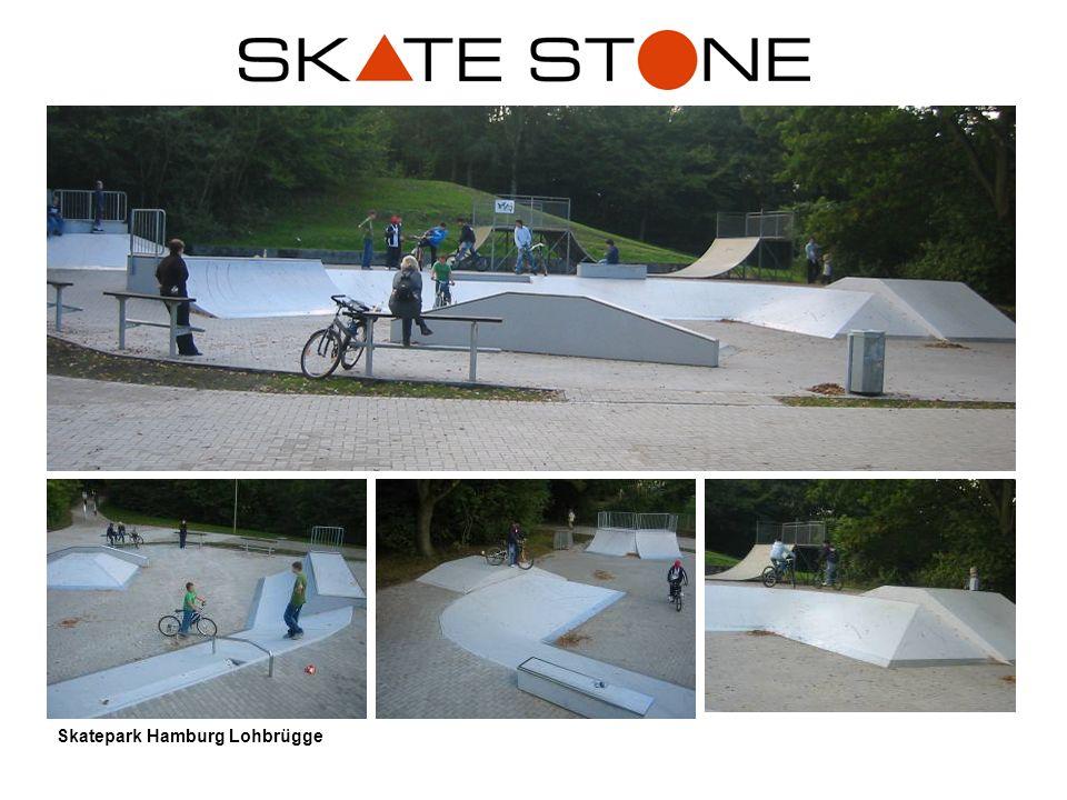 Skatepark Hamburg Lohbrügge