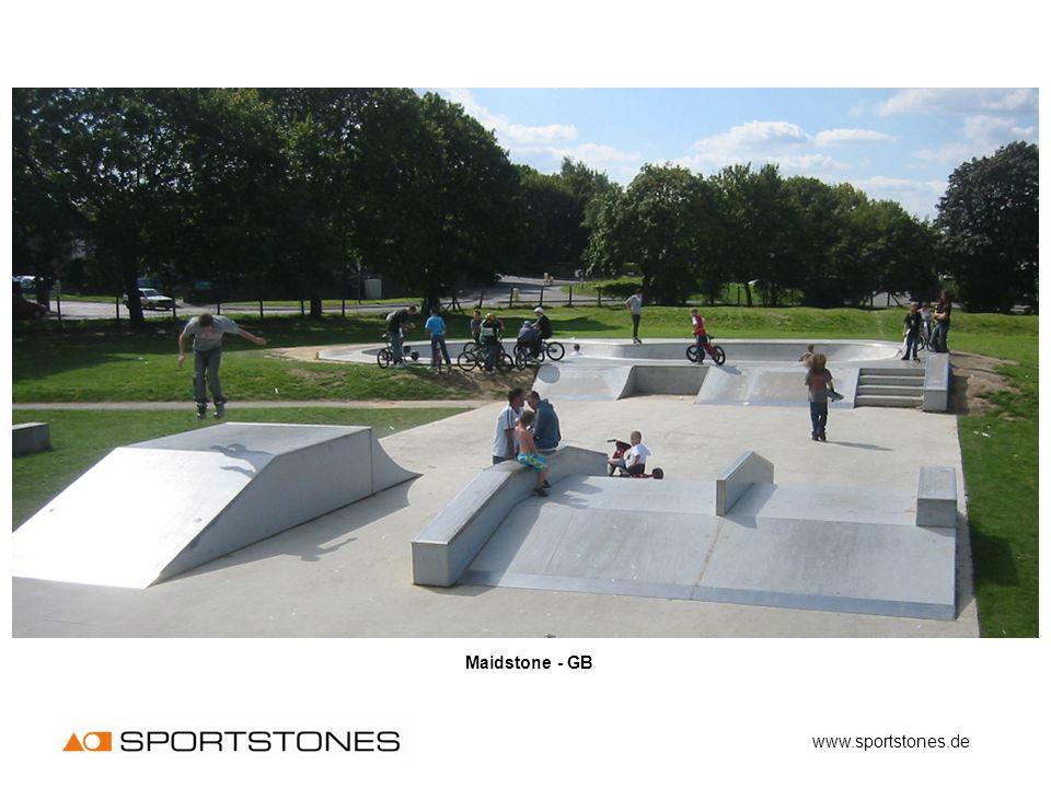 Maidstone - GB www.sportstones.de