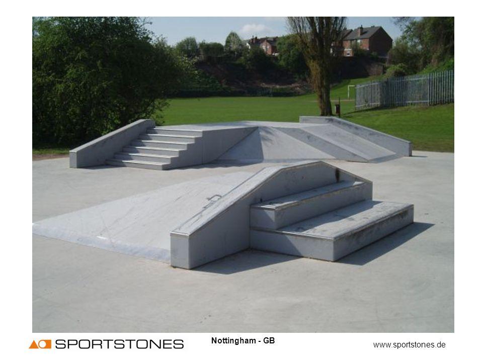Nottingham - GB www.sportstones.de