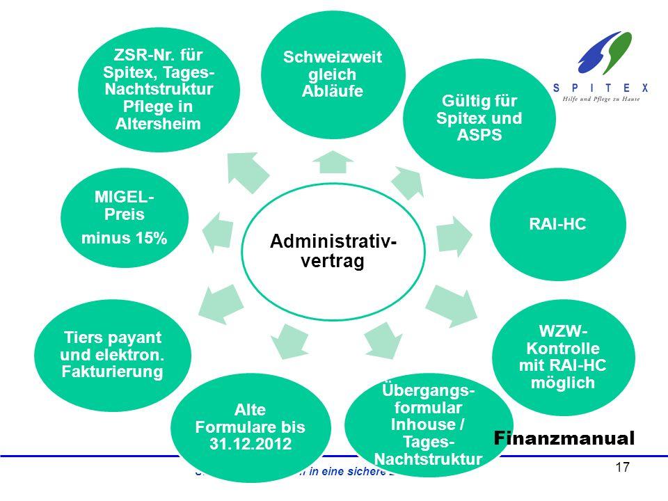 Administrativ-vertrag