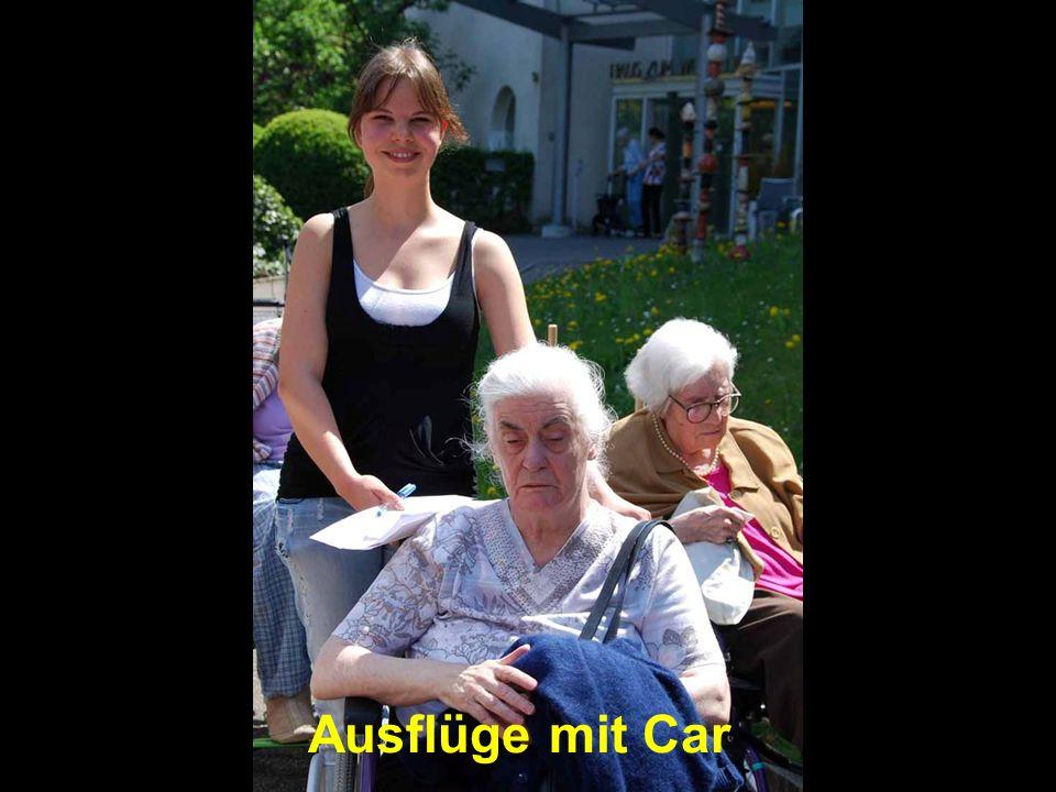 Ausflüge mit Car
