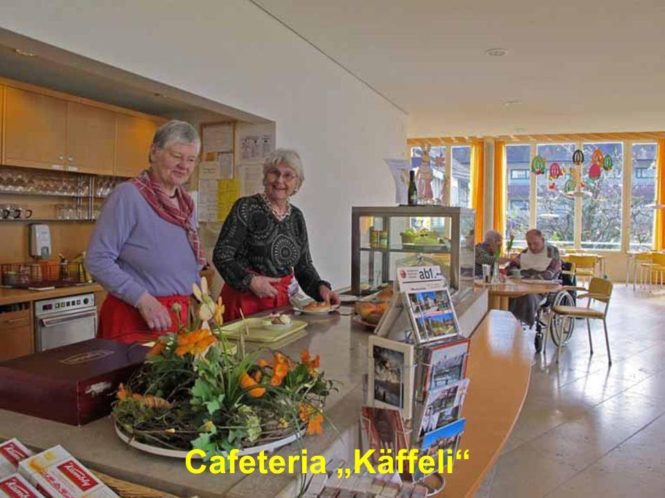 """Cafeteria """"Käffeli"""
