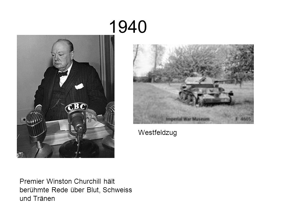 rede churchill 1940