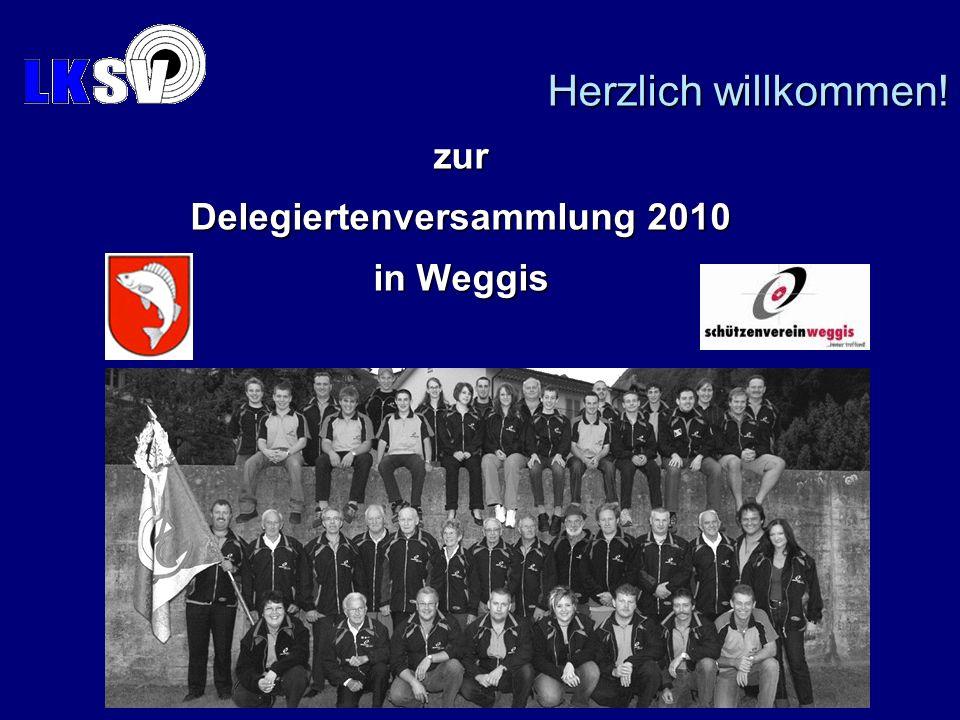 Delegiertenversammlung 2010