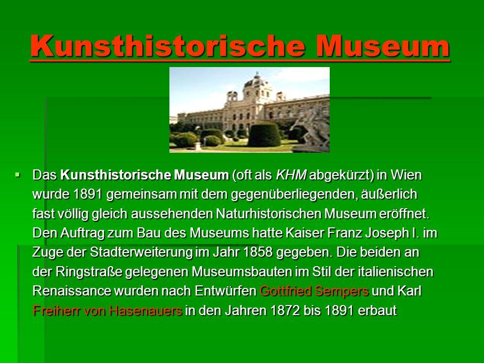 Kunsthistorische Museum