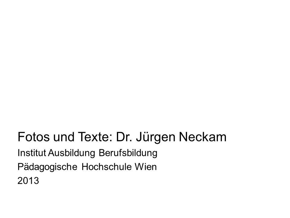 Fotos und Texte: Dr. Jürgen Neckam