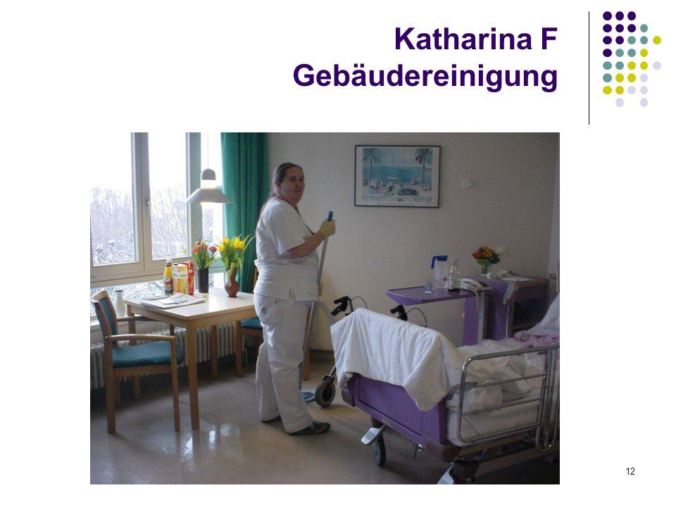 Katharina F Gebäudereinigung