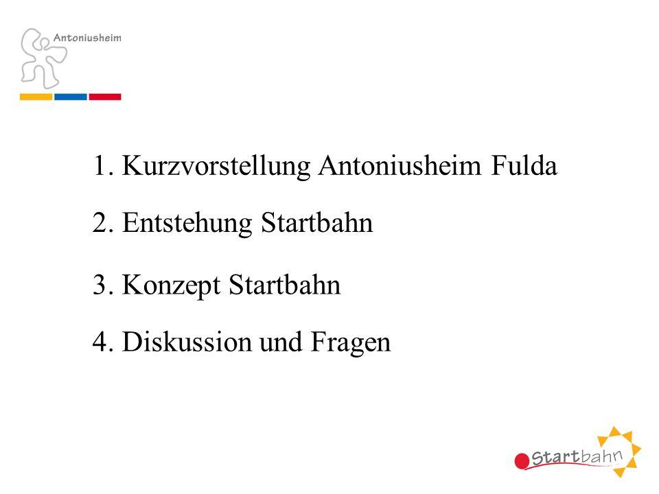 1. Kurzvorstellung Antoniusheim Fulda