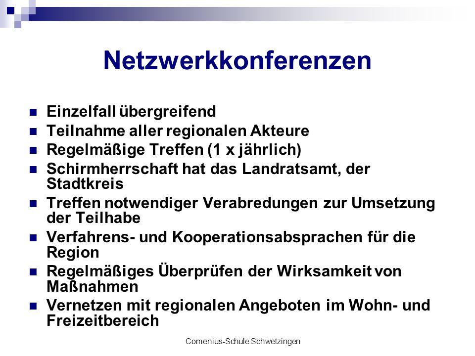 Comenius-Schule Schwetzingen
