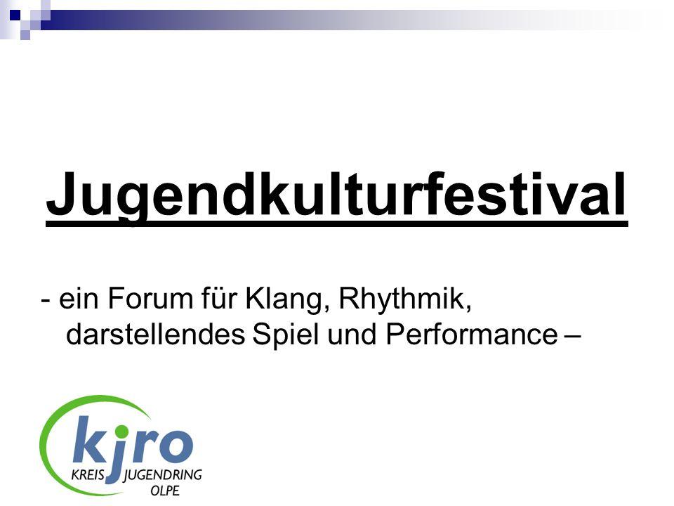 Jugendkulturfestival