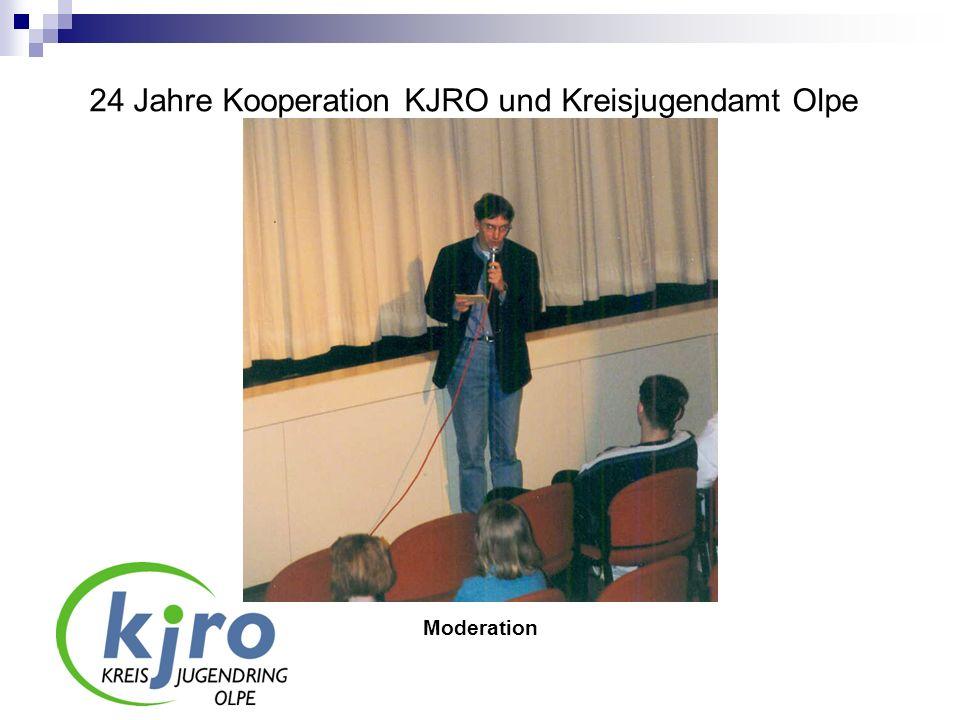 24 Jahre Kooperation KJRO und Kreisjugendamt Olpe