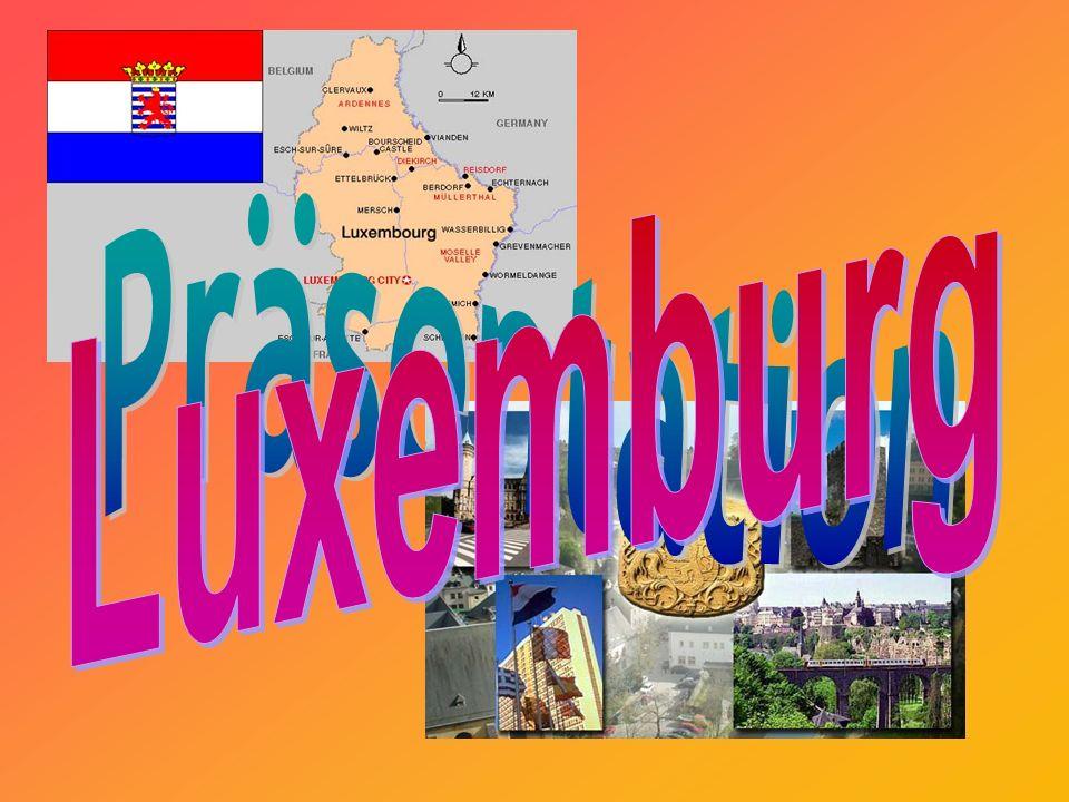 Luxemburg Präsentation