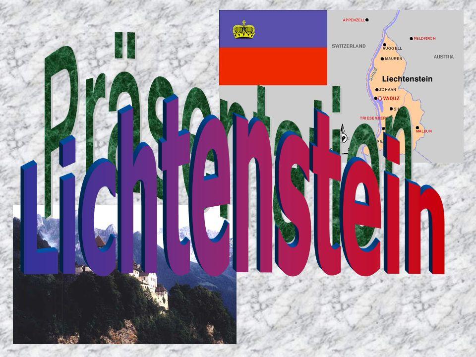 Präsentation Lichtenstein
