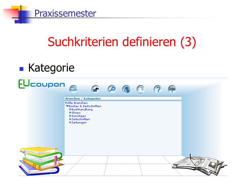 Suchkriterien definieren (3)