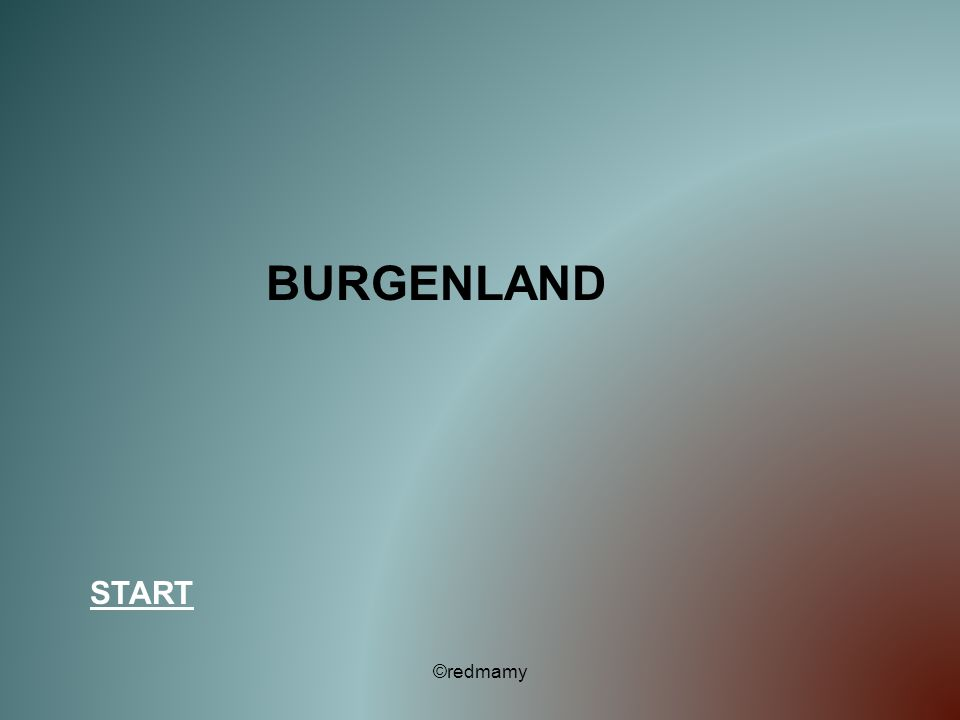 BURGENLAND START ©redmamy
