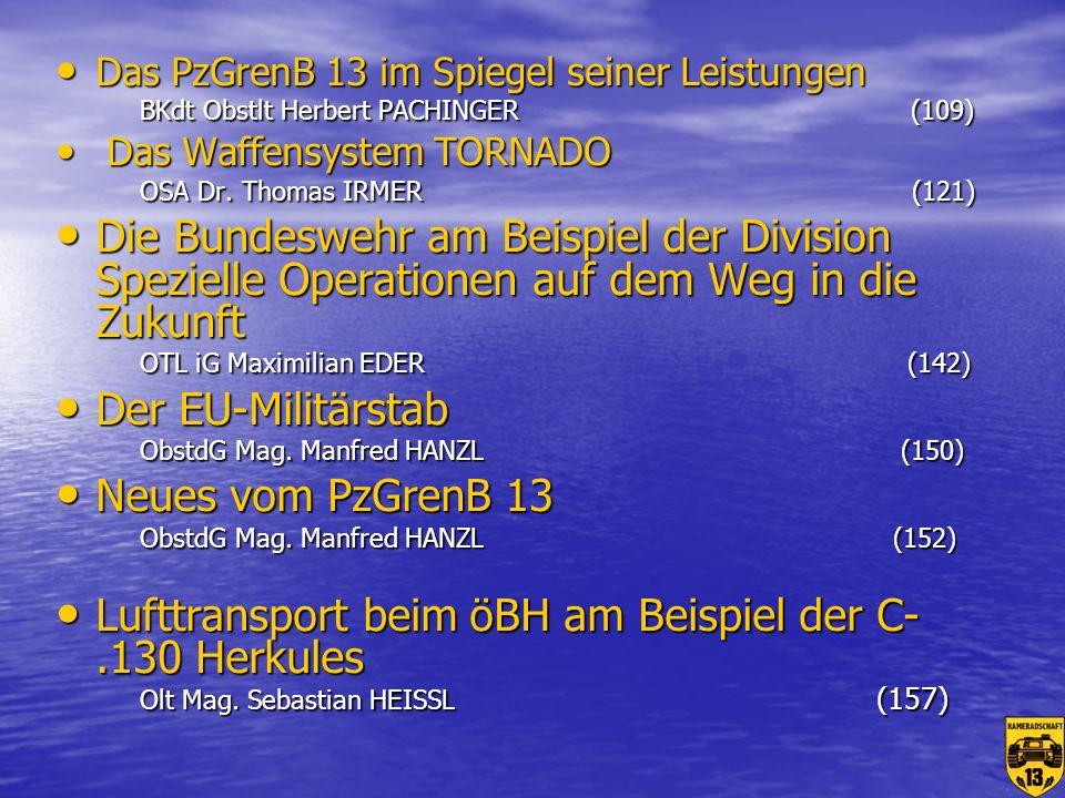 Der EU-Militärstab ObstdG Mag. Manfred HANZL (150)