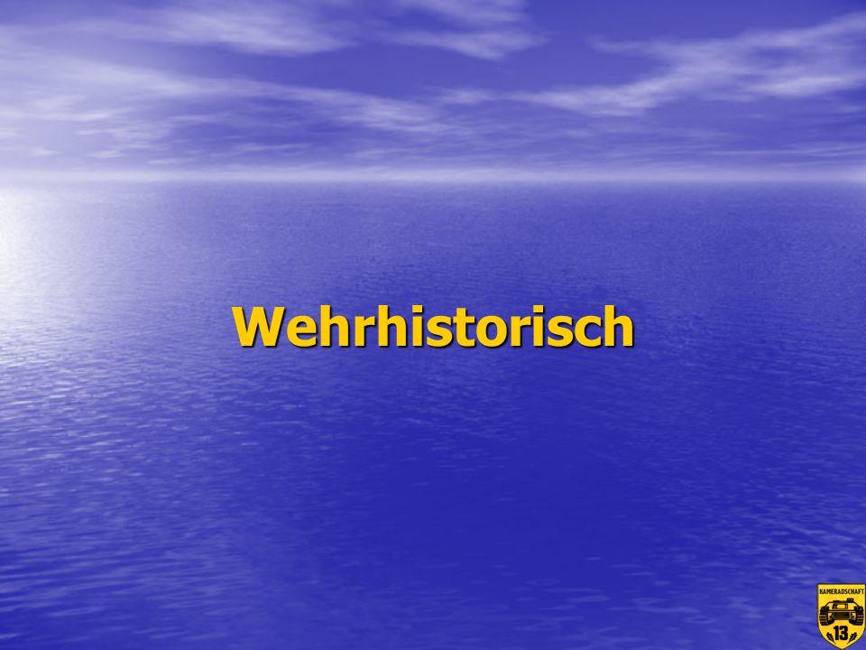 Wehrhistorisch