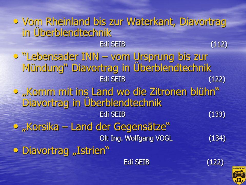 Vom Rheinland bis zur Waterkant, Diavortrag in Überblendtechnik Edi SEIB (112)