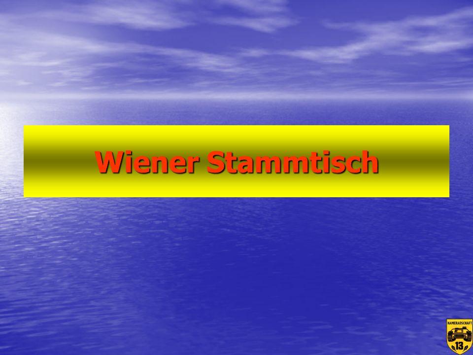 Wiener Stammtisch