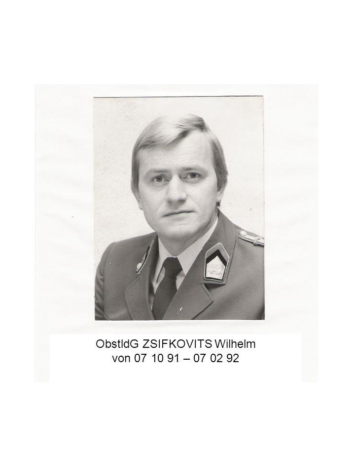 ObstldG ZSIFKOVITS Wilhelm