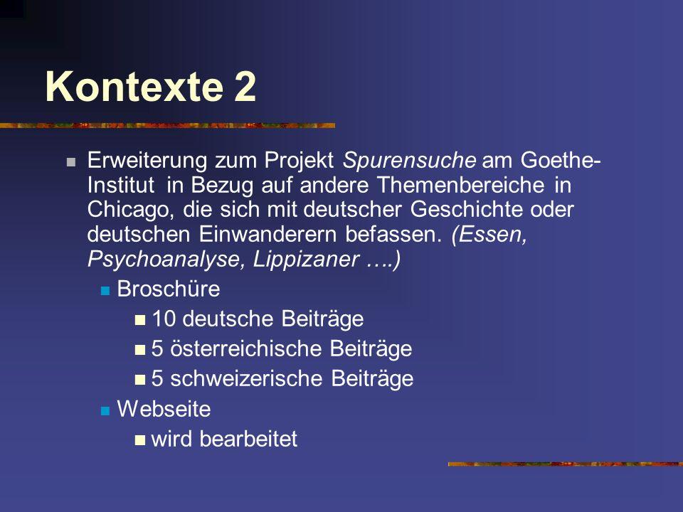 Kontexte 2