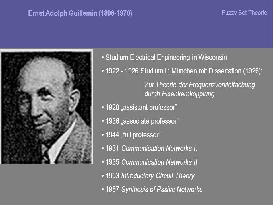 Ernst Adolph Guillemin (1898-1970)