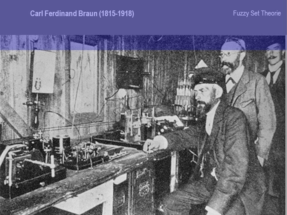 Carl Ferdinand Braun (1815-1918)
