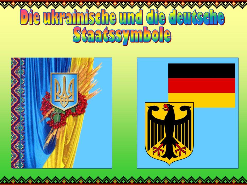 Die ukrainische und die deutsche