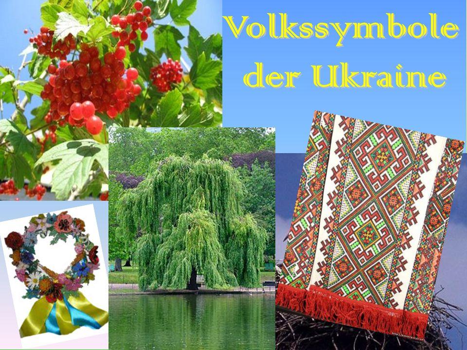 Volkssymbole der Ukraine