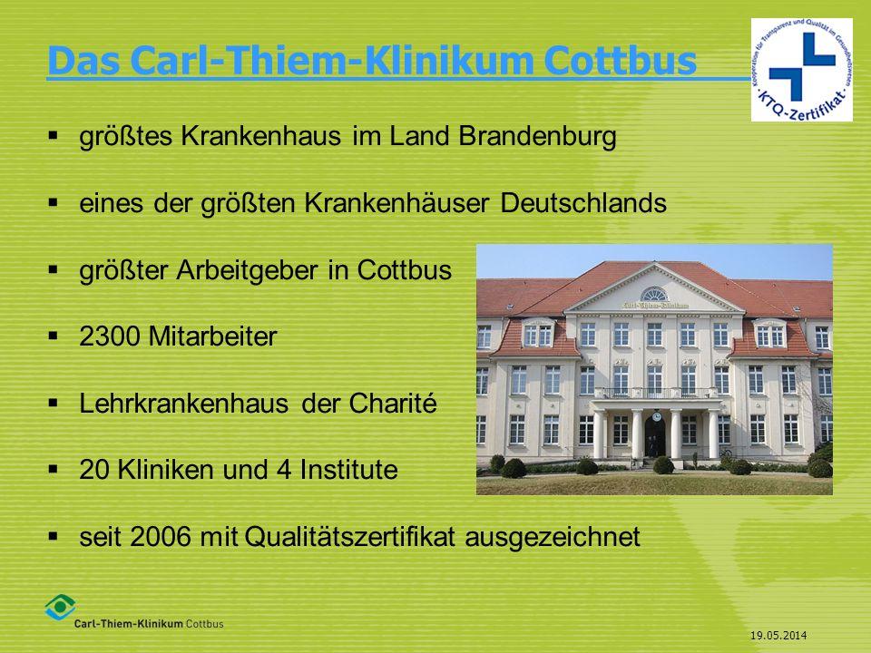 Das Carl-Thiem-Klinikum Cottbus___