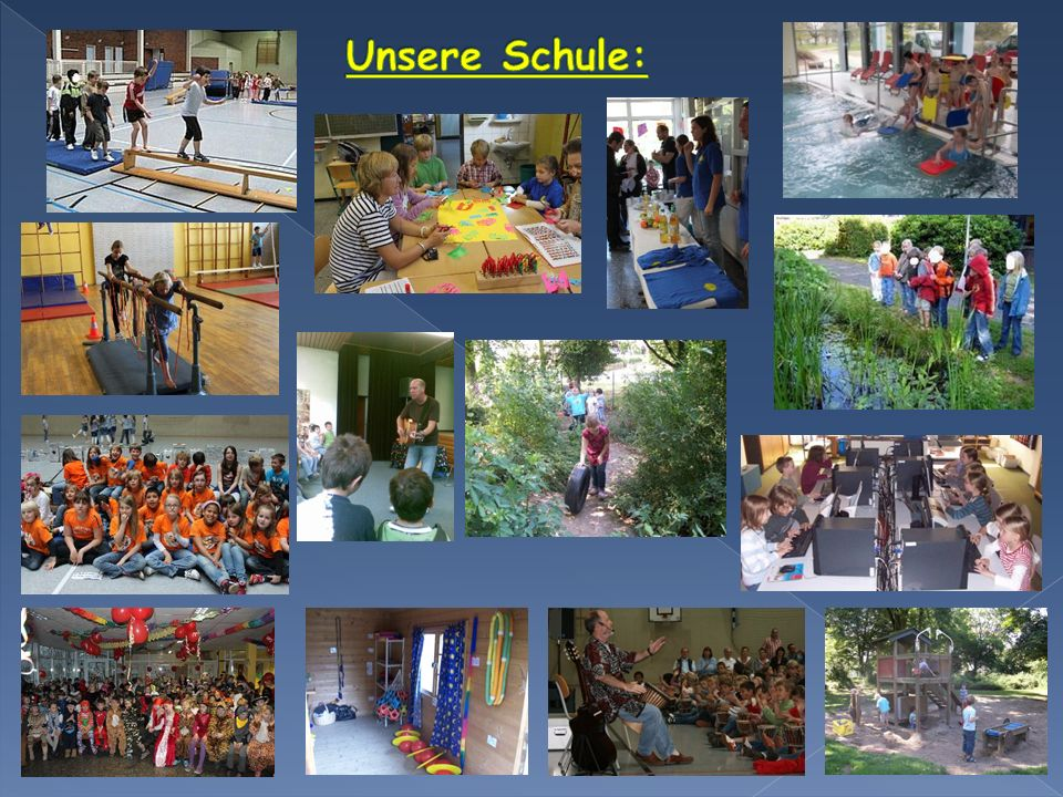 Unsere Schule: