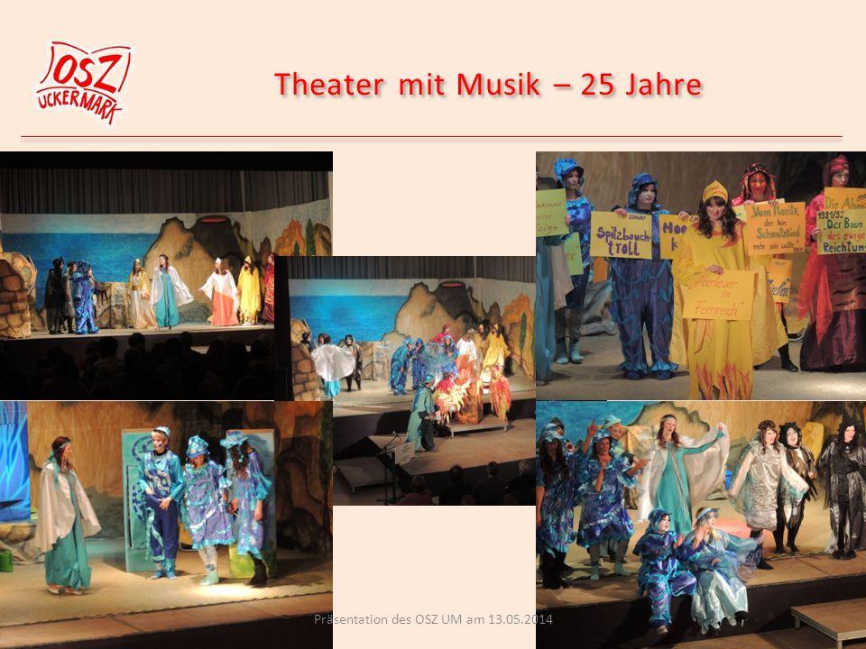 Theater mit Musik – 25 Jahre
