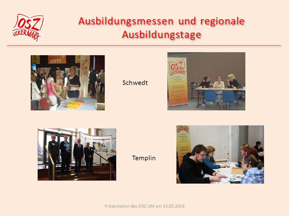 Ausbildungsmessen und regionale Ausbildungstage