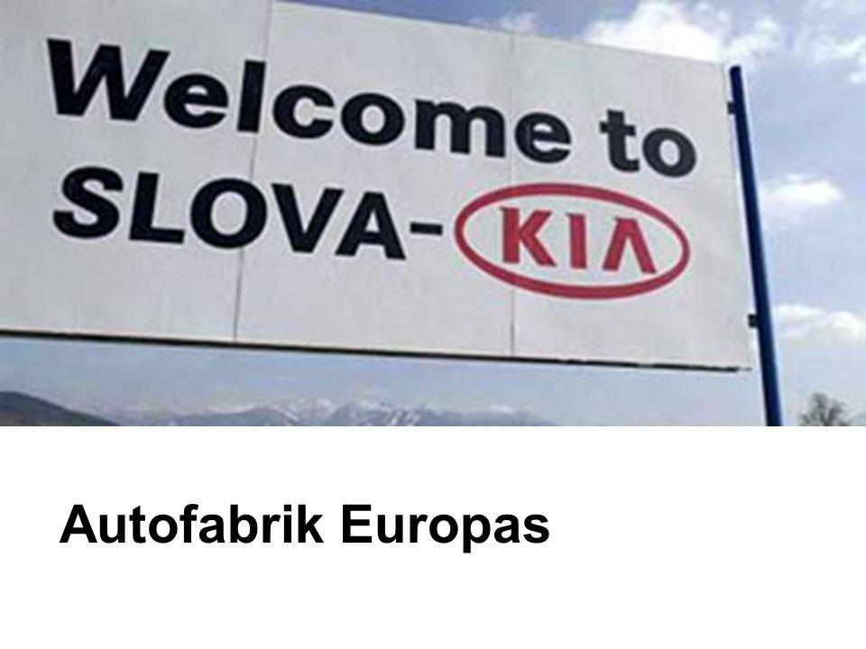 Autofabrik Europas