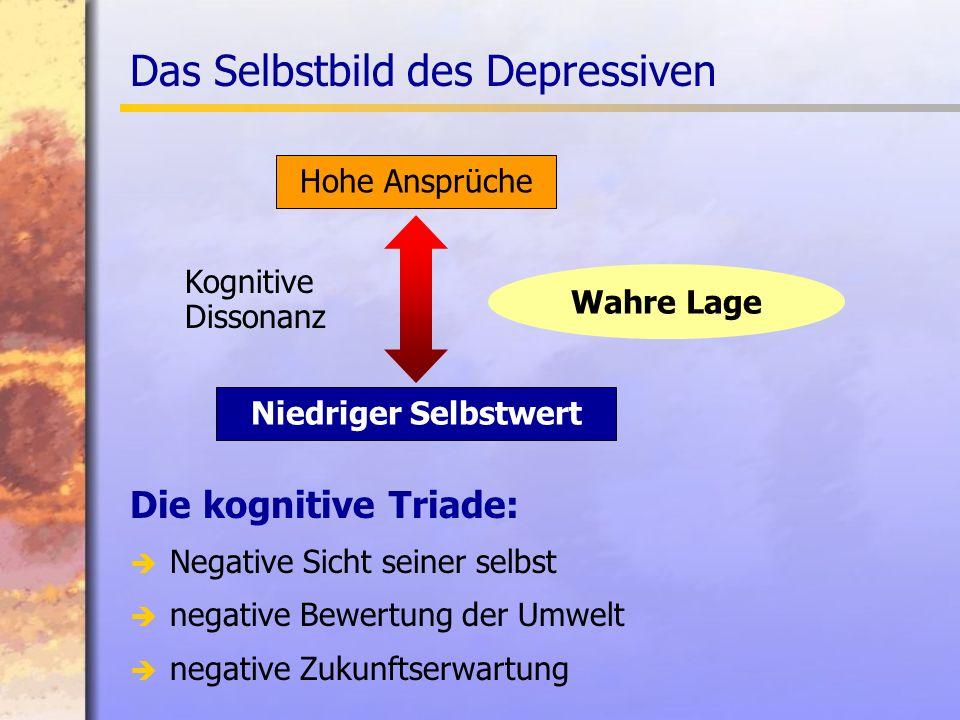 Das Selbstbild des Depressiven