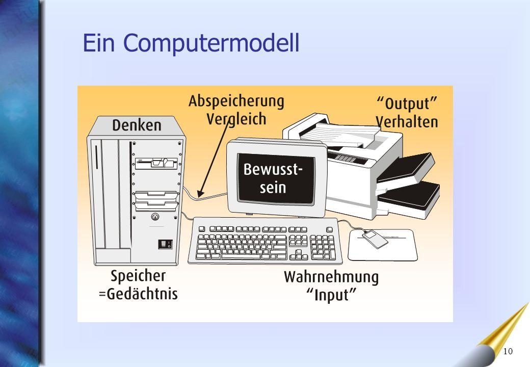 Ein Computermodell