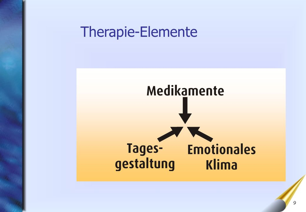 Therapie-Elemente