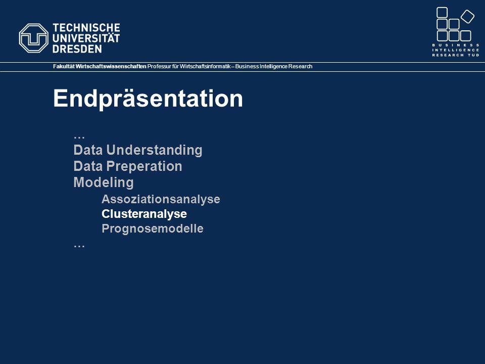 Data Understanding Data Preperation Modeling Assoziationsanalyse …